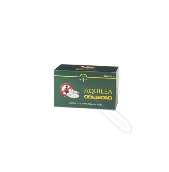 AQUILEA 9 OBESIDAD INFUSION 40 FILTROS